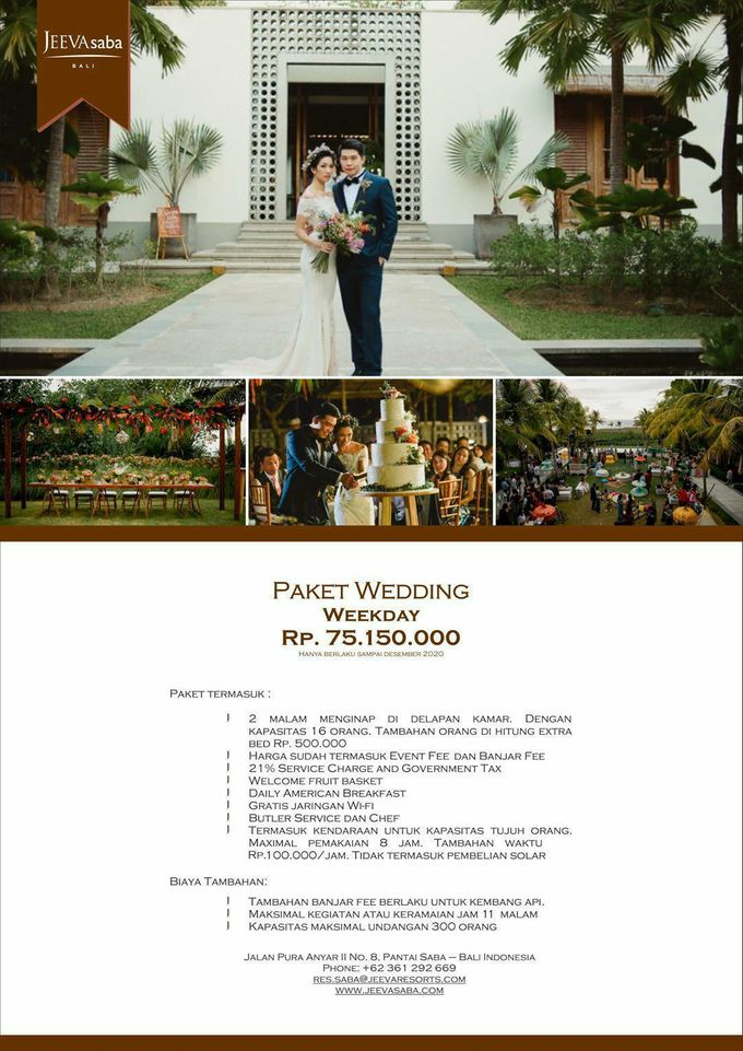 Promotion Package With 10% Discount by Jeeva Resorts - 002