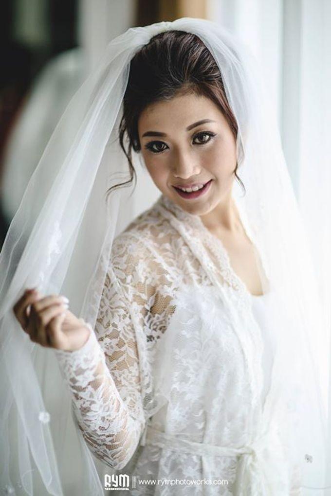 Edward & Winda wedding day by Mimi kwok makeup artist - 011