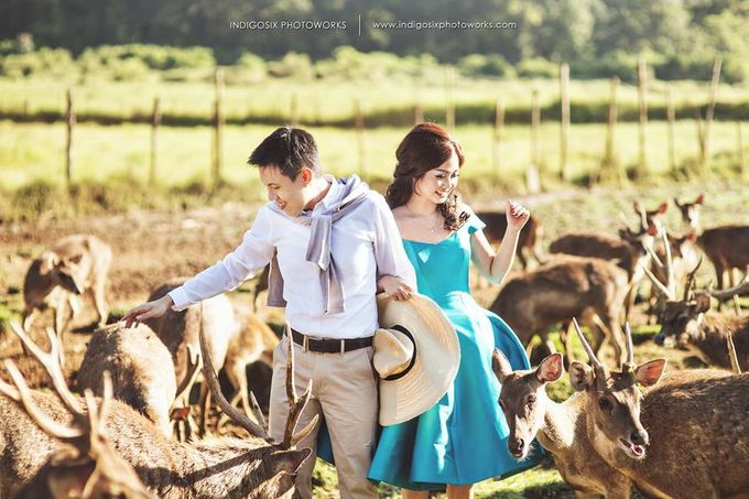 PREWEDDING OF ALBERT & WENNA by Fedya Make Up Artist - 005