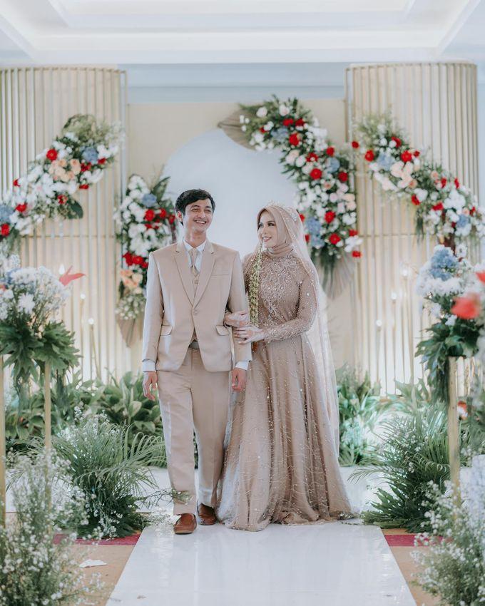 The wedding day of Lina & Dedi by ASEPELZIBBRAN_MUA - 009