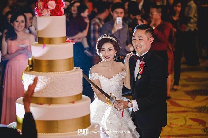 Edward & Winda wedding day by Mimi kwok makeup artist - 017