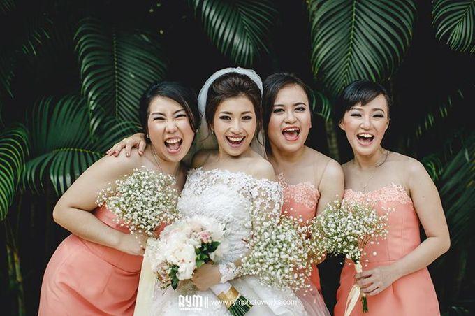 Edward & Winda wedding day by Mimi kwok makeup artist - 004