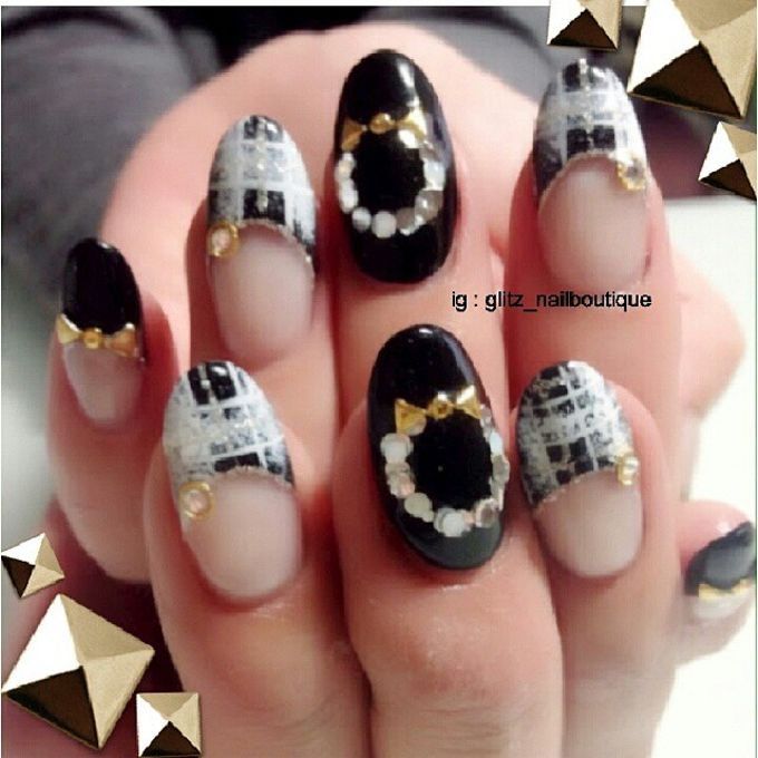 Nail Art Design by Brows To Toes - 009