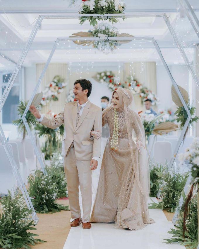 The wedding day of Lina & Dedi by ASEPELZIBBRAN_MUA - 010