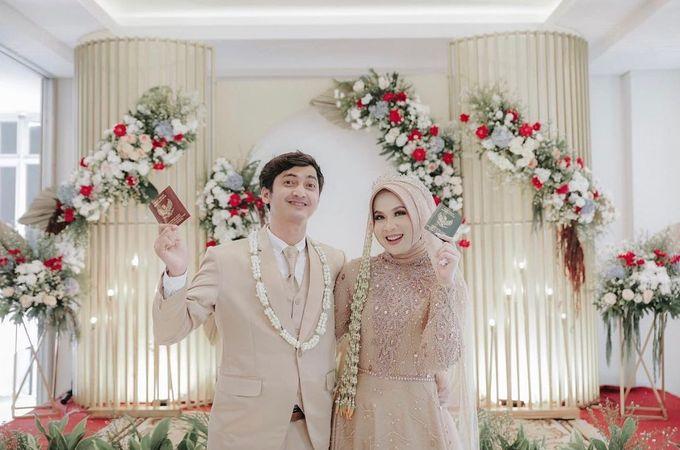 The wedding day of Lina & Dedi by ASEPELZIBBRAN_MUA - 011