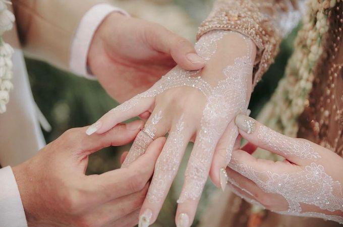 The wedding day of Lina & Dedi by ASEPELZIBBRAN_MUA - 008