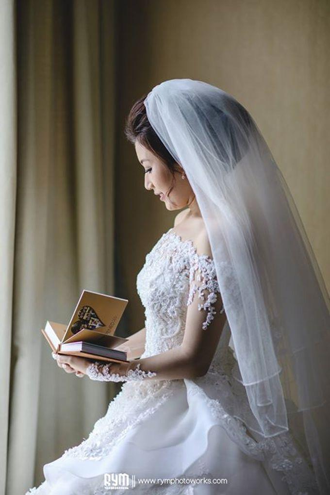 Edward & Winda wedding day by Mimi kwok makeup artist - 012