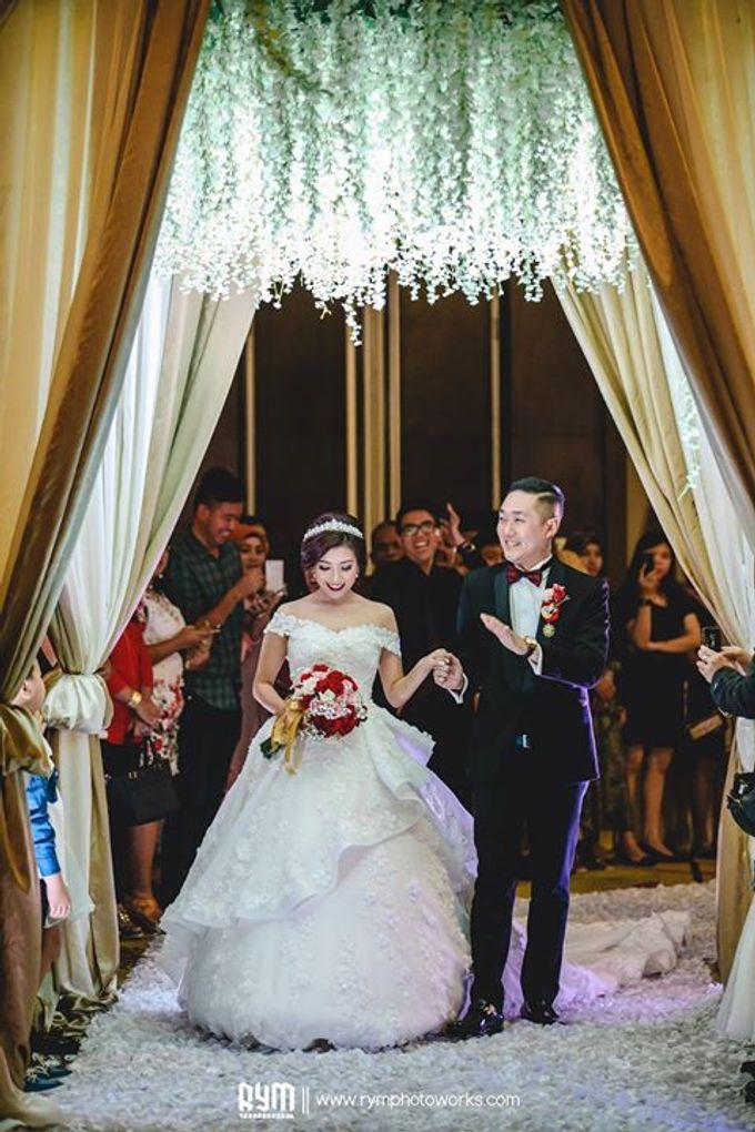 Edward & Winda wedding day by Mimi kwok makeup artist - 016