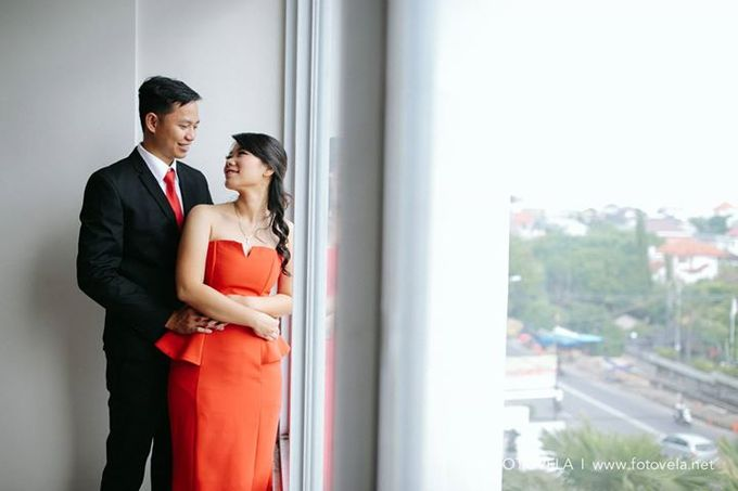 Bali Engagement Photography - Michael & Grace by New Melati Salon Bali - 043