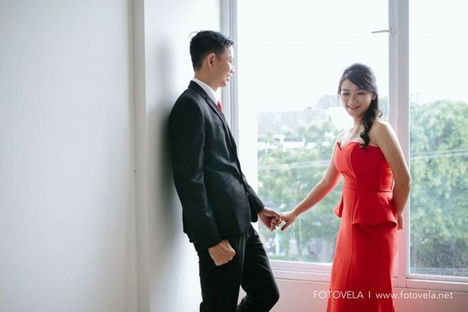 Bali Engagement Photography - Michael & Grace by New Melati Salon Bali - 042
