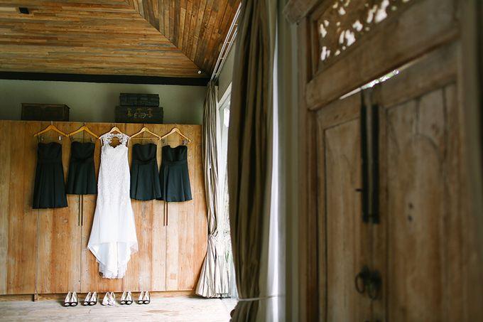 Organic Elegance in Seventh Heaven by Hari Indah Wedding Planning & Design - 005