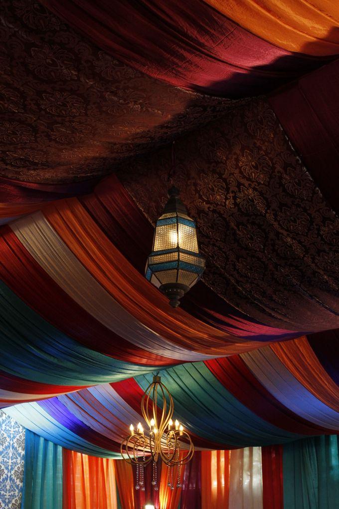 Moroccan Decoration by Charissa Event & Wedding Decoration - 008