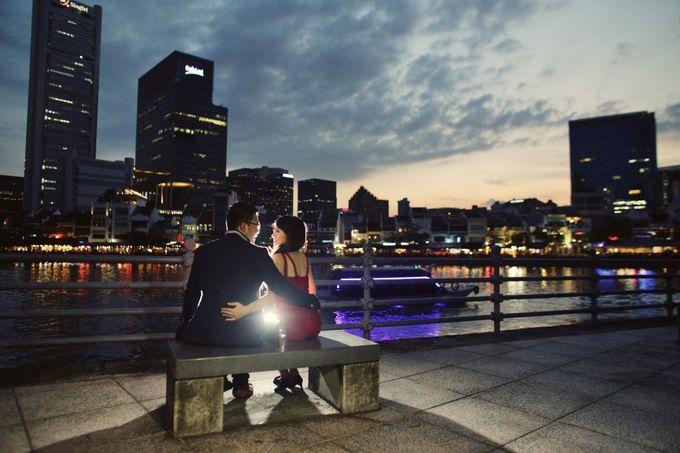 Prewedding Herry&Dewi by Okeii Photography - 015