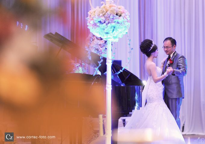 The Wedding of Andrew & Ellen by Cortez photography - 015