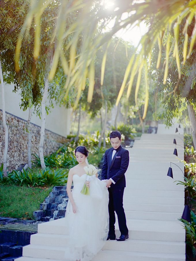 A very personal wedding by Nathan Wu Photography - 014