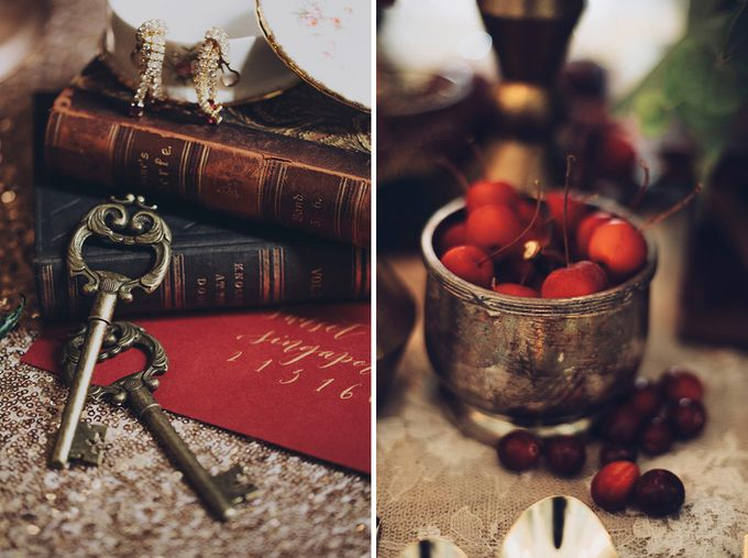 Heirlooms styled shoot by Truly Enamoured - 014