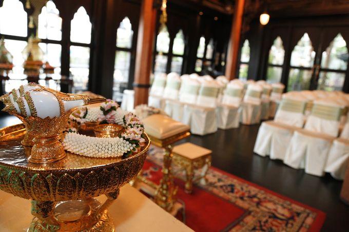 a glimpse of our venue by Shangri-La Hotel, Bangkok - 015