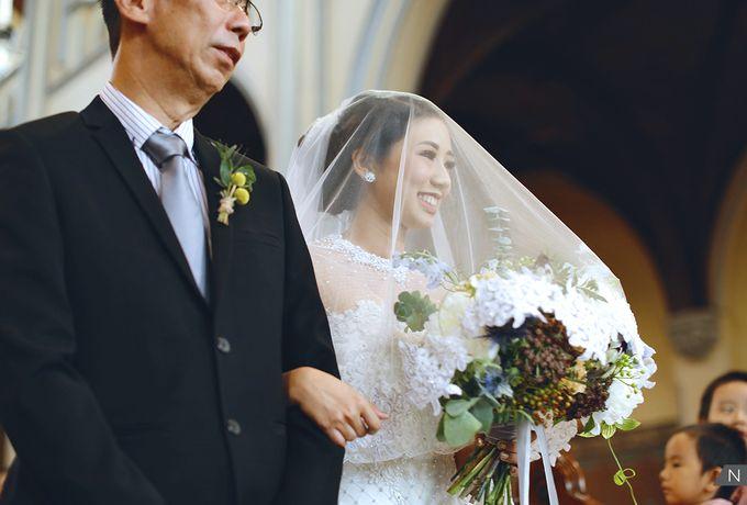 Max & Melissa Wedding by NOMINA PHOTOGRAPHY - 015