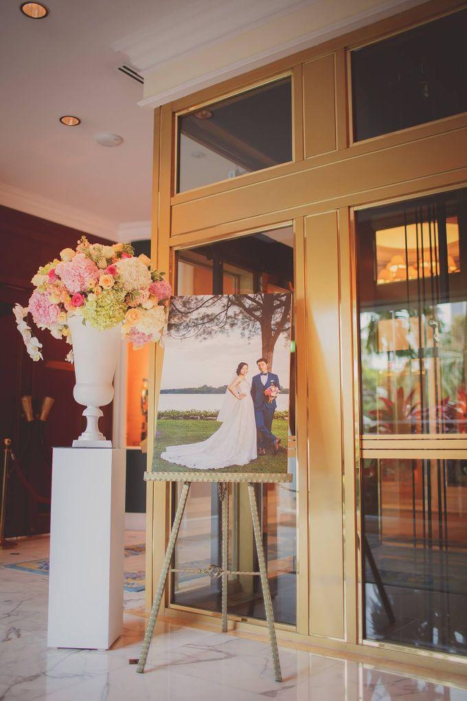 Wedding at Shangrila by Shangri-La Hotel Singapore - 019