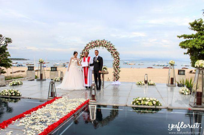 Wedding of Simon & Oleksandra by Bali Yes Florist - 004