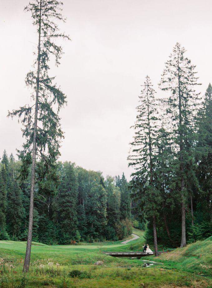 Golf club wedding for Nikolay and Kristina by BMWedding - 015