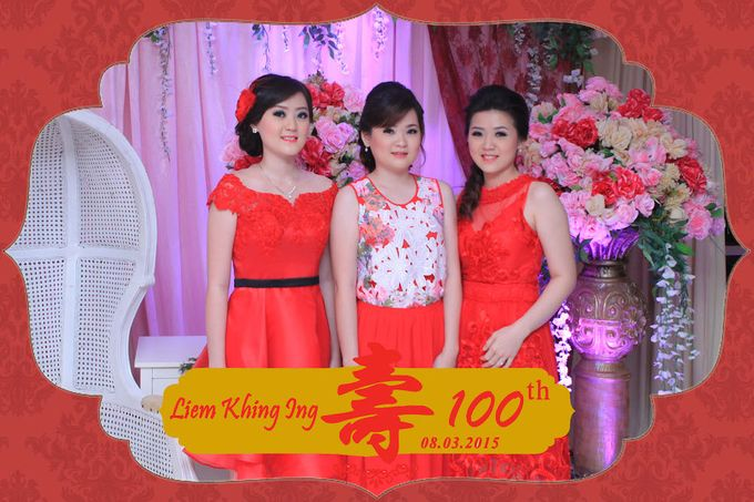 One Hundred Birthday of Liem Khing Ing by After 5 Photobooth - 007