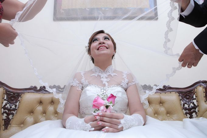 Andy Ria Wedding by Glenn Chandra Wedding - 015