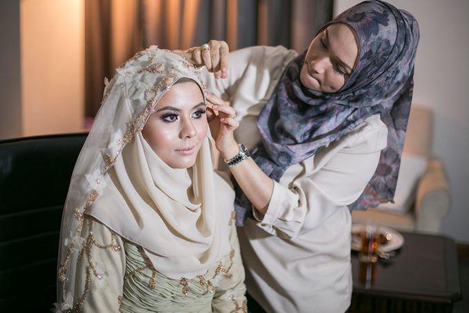 Liyana & Fairuz - Reception by Cubic Foto by PlainPaperpaint Production - 012