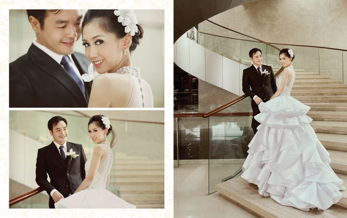 Pre Wedding & Wedding Alvin and Novita back at 2014 by Luciole Photography - 006