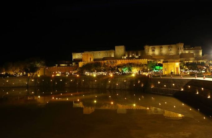 wedding at jaisalmer by Yesha Weddings Destination Wedding Planner - 012