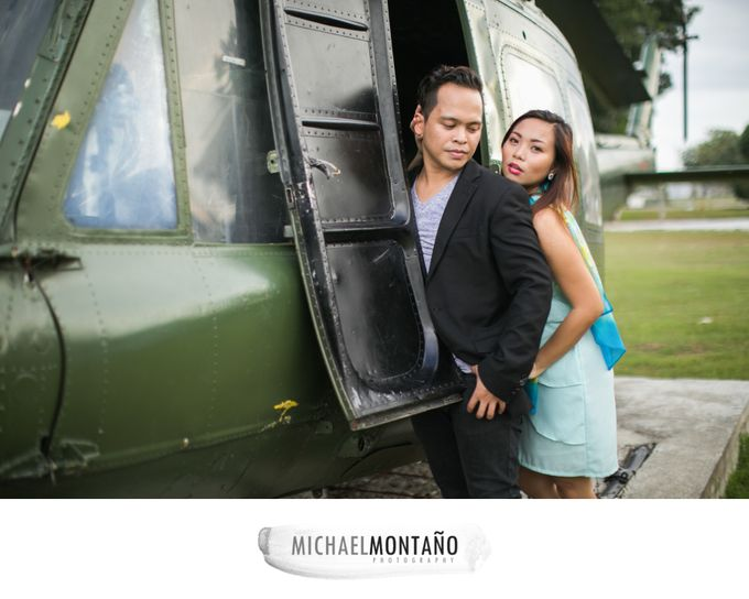 Jai & Jun Engagement Session by Michael Montaño Photography - 014