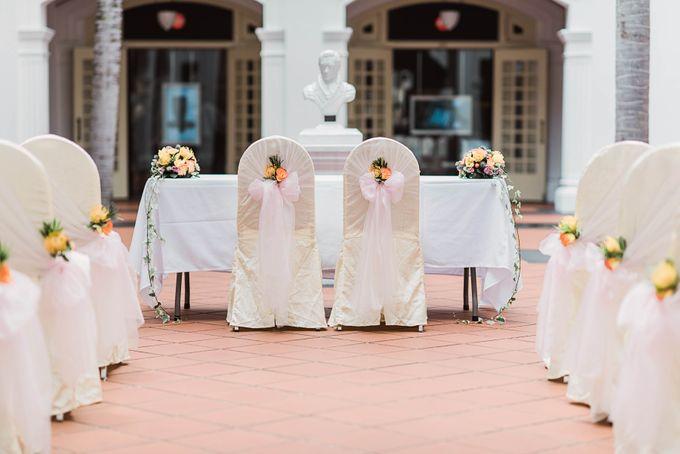 A Halia at Raffles Hotel Wedding Showcase 2015 by The Halia - 015