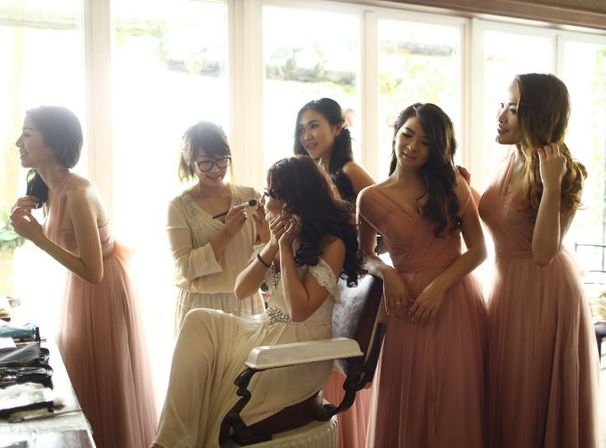 A Beautiful Bride To Be, Jeni Patty by Lademoiselle Bridesmaids - 020