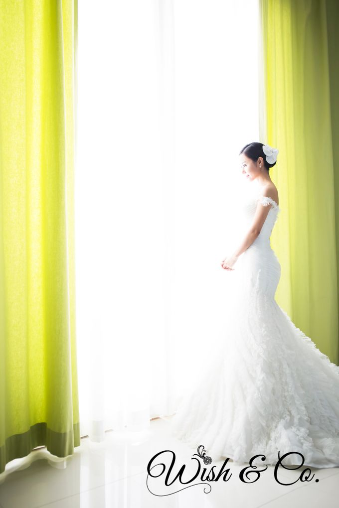 Simple yet elegant celebration - Indoor by Wish & Co. - 010