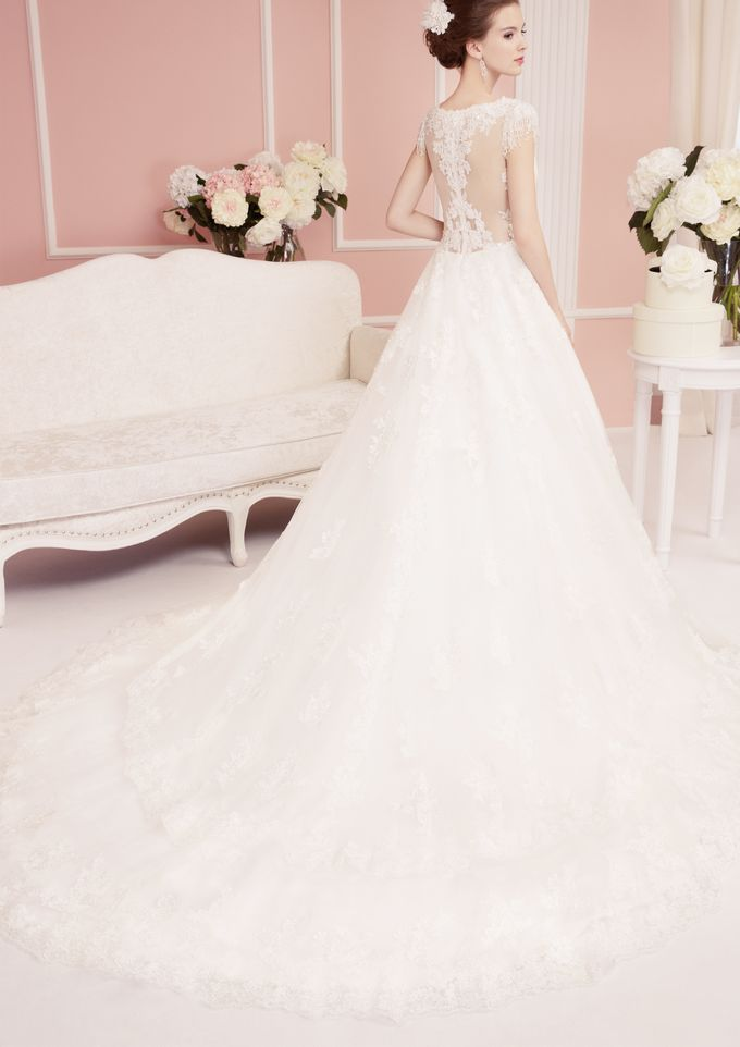 Pink & Audrey Wedding Collection by Digio Bridal - 015