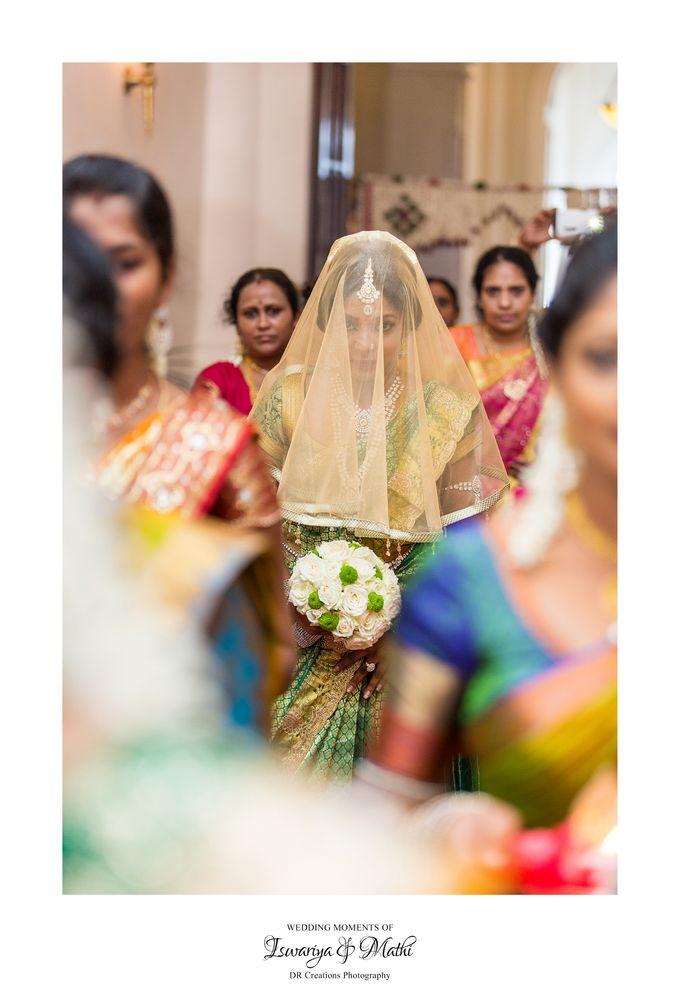 Wedding of Ishwariya & Mathi by DR Creations - 015