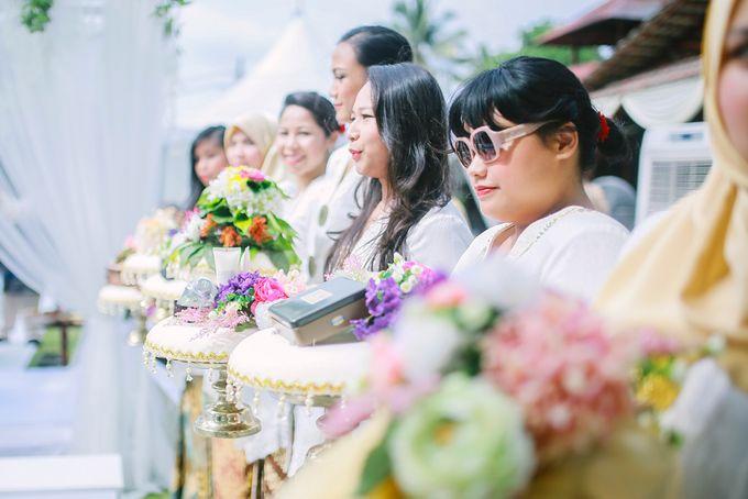 RAIHANA & MOHAMMAD by The Rafflesia Wedding & Portraiture - 014