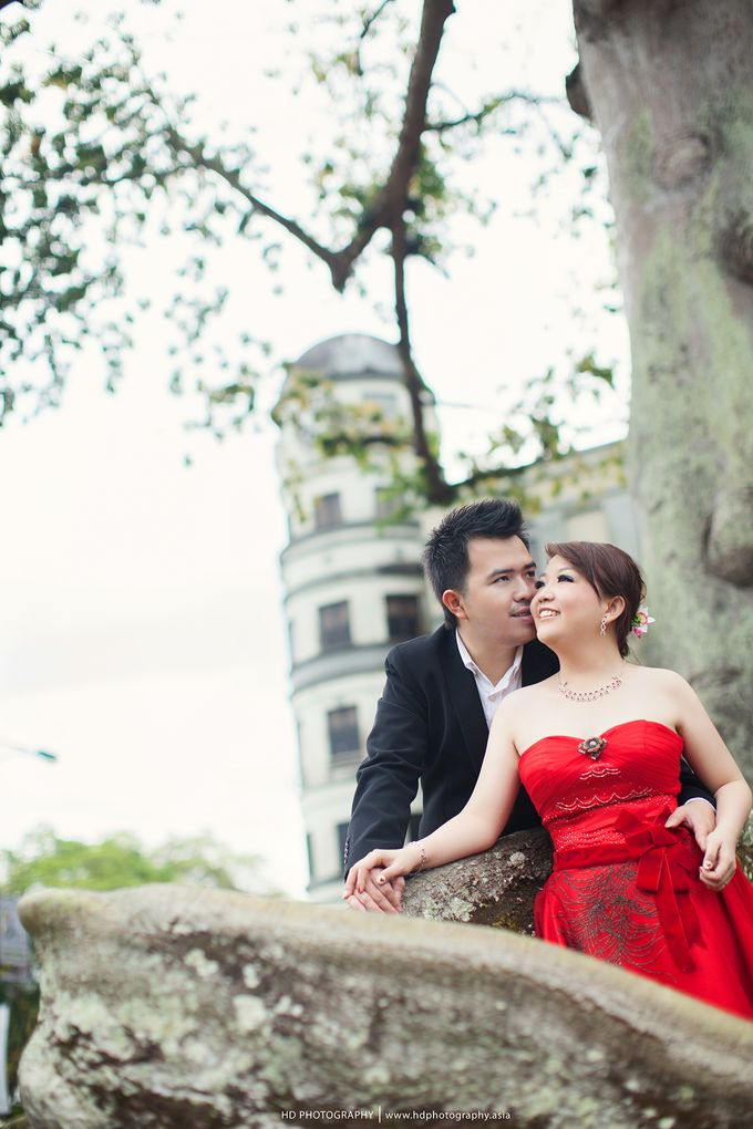 Rizky & Yeni Pre-Wedding by HD Photography - 008