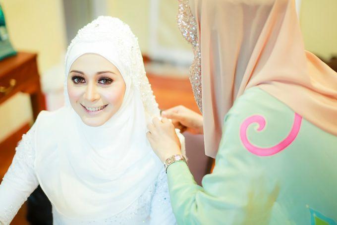 Zuhairah & Fuad by The Rafflesia Wedding & Portraiture - 009