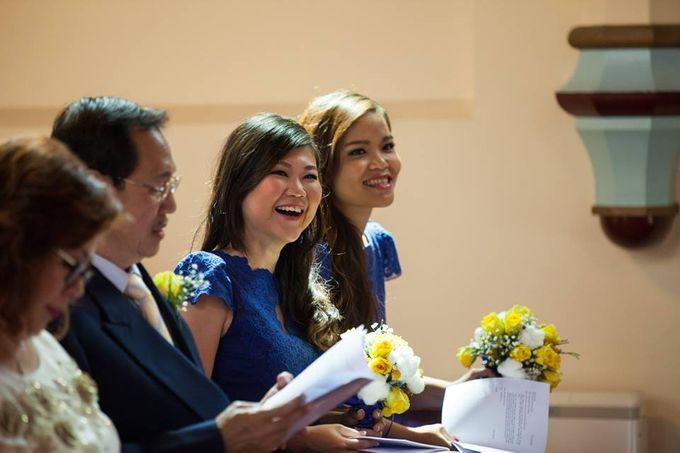 My amazing dream wedding by SS Florist - 010