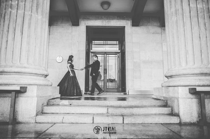 Wedding Actual Day & Pre Wedding by Jovial Photography - 047
