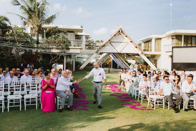 Phalosa Villa Bali Wedding - Ita & Phillip by Bali Pixtura - 006