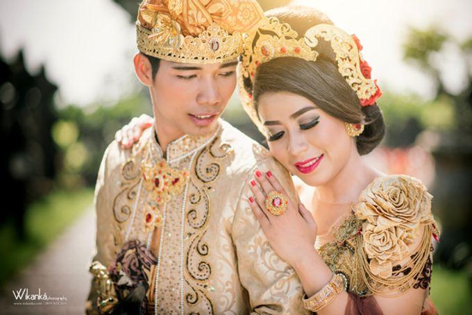 Prewed Tradisional Adat Bali by Cahya Dewi Bali - 001