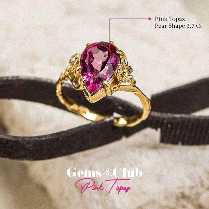 """Gemsclub """"Pink Topaz"""" by Tulola - 004"""