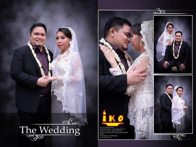 Rias & Busana Pengantin by IKO Catering Service dan Paket Pernikahan - 041