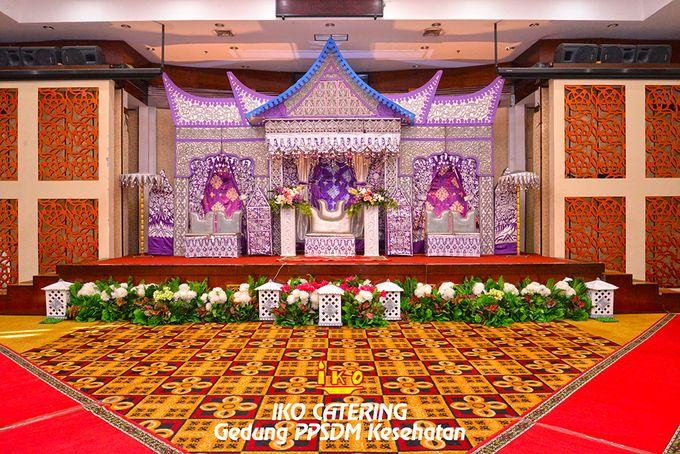 Dekorasi Pelaminan by IKO Catering Service dan Paket Pernikahan - 026