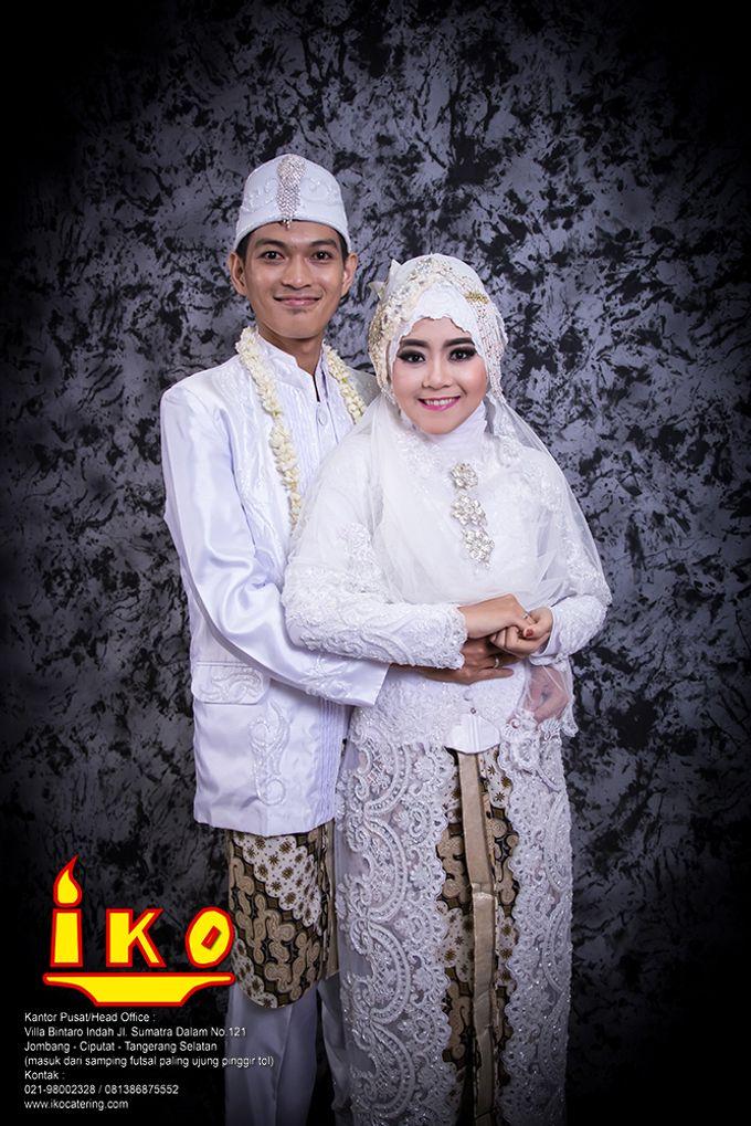 Rias & Busana Pengantin by IKO Catering Service dan Paket Pernikahan - 042