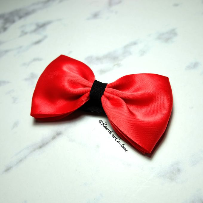Boutonniere et ami by Rainbow Couture - 002