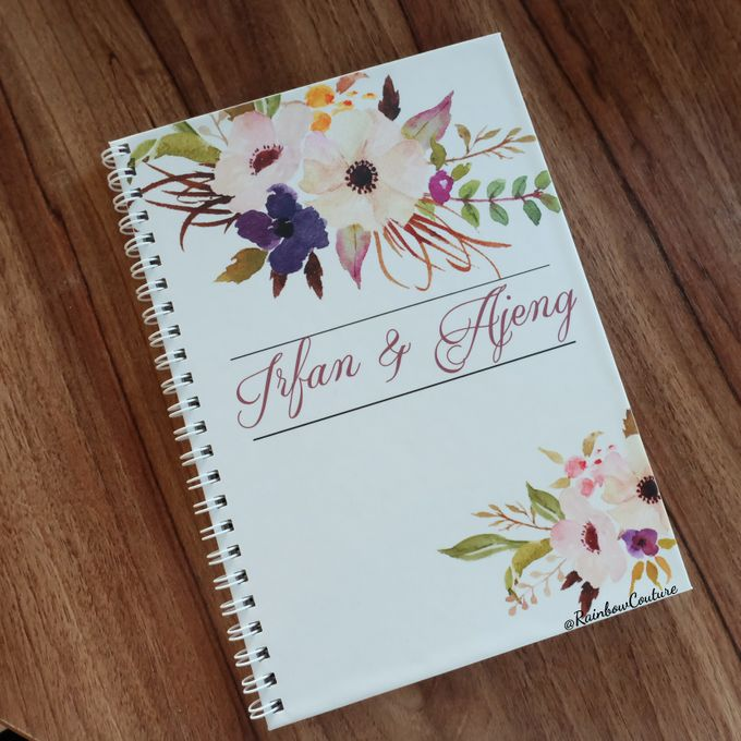 Wedding Planner Book by Rainbow Couture - 009