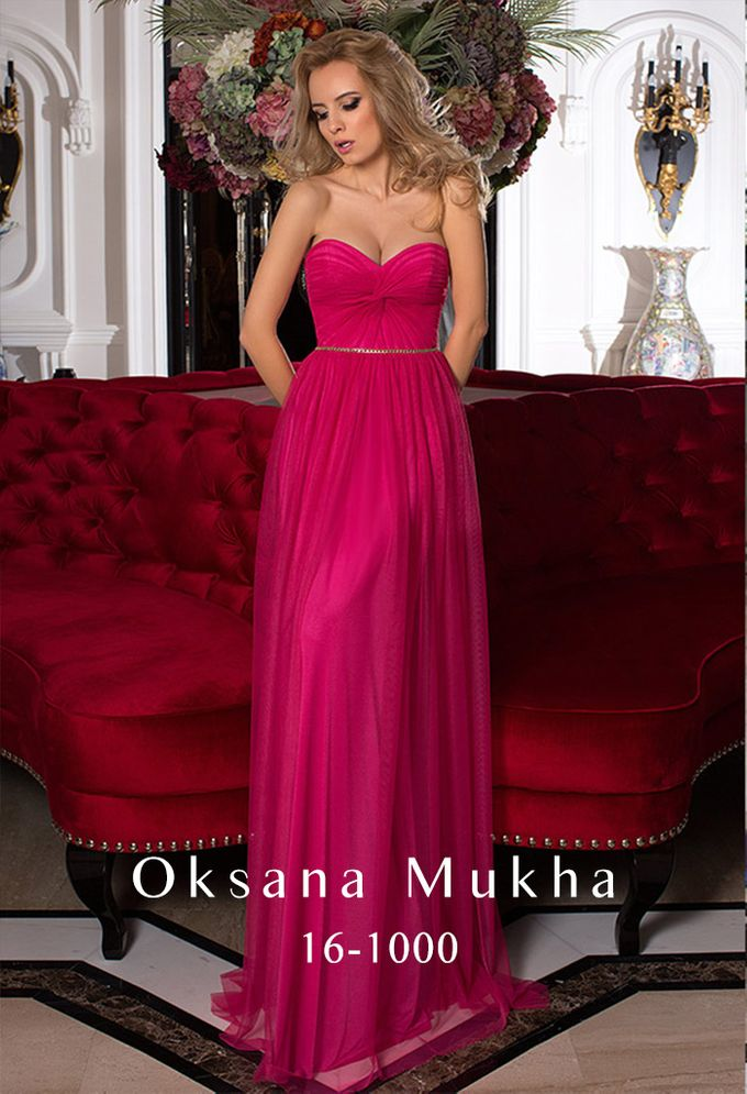 Evening dresses AW 2016-2017 by OKSANA MUKHA - 010